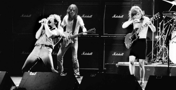 AC/DC's Malcolm Young a true rock 'n' roll pioneer