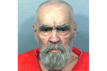 US 1960s cult killer Charles Manson dead in jail at 83