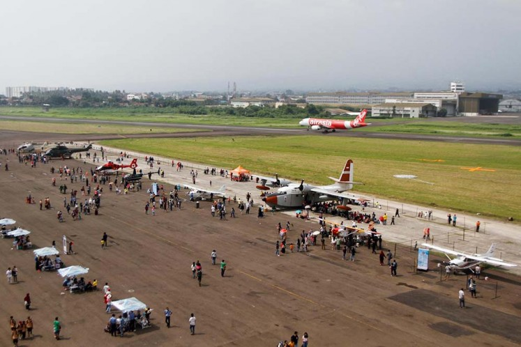 Bandung Air Show: Showcasing Indonesia's air force
