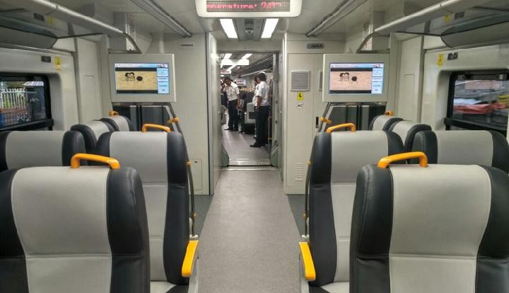 Len Industri subsidiary completes airport train signaling system