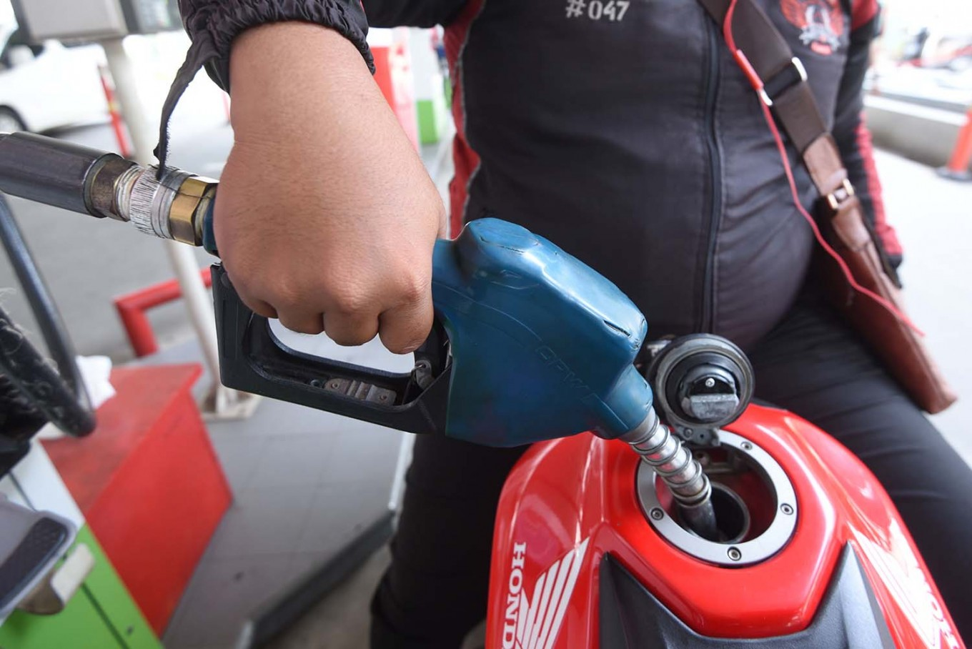 Lawmaker calls for fuel subsidy for Pertamax