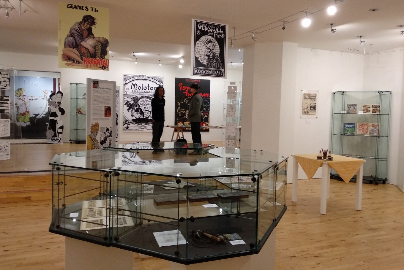 First exhibition for Indonesian comics history held in Brussels