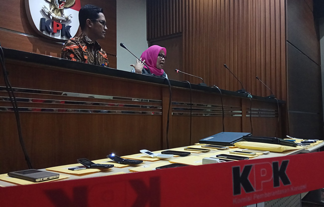 KPK to auction confiscated graft assets