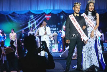 Pageant winners champion LGBT rights