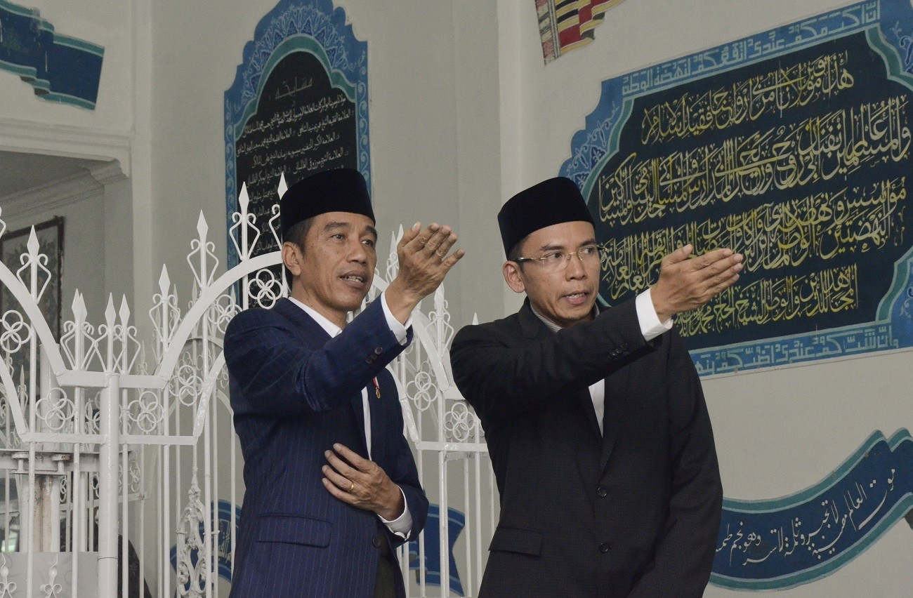 Another Prabowo ally defects to Jokowi