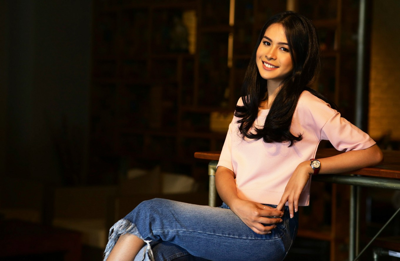 Ditching Harvard, Maudy Ayunda goes to Stanford