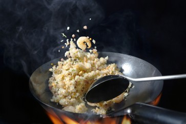 Frying food releases fatty acids into the air which help form cooling clouds, study shows