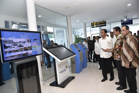 Indonesia prepares for jump in number of airline passengers