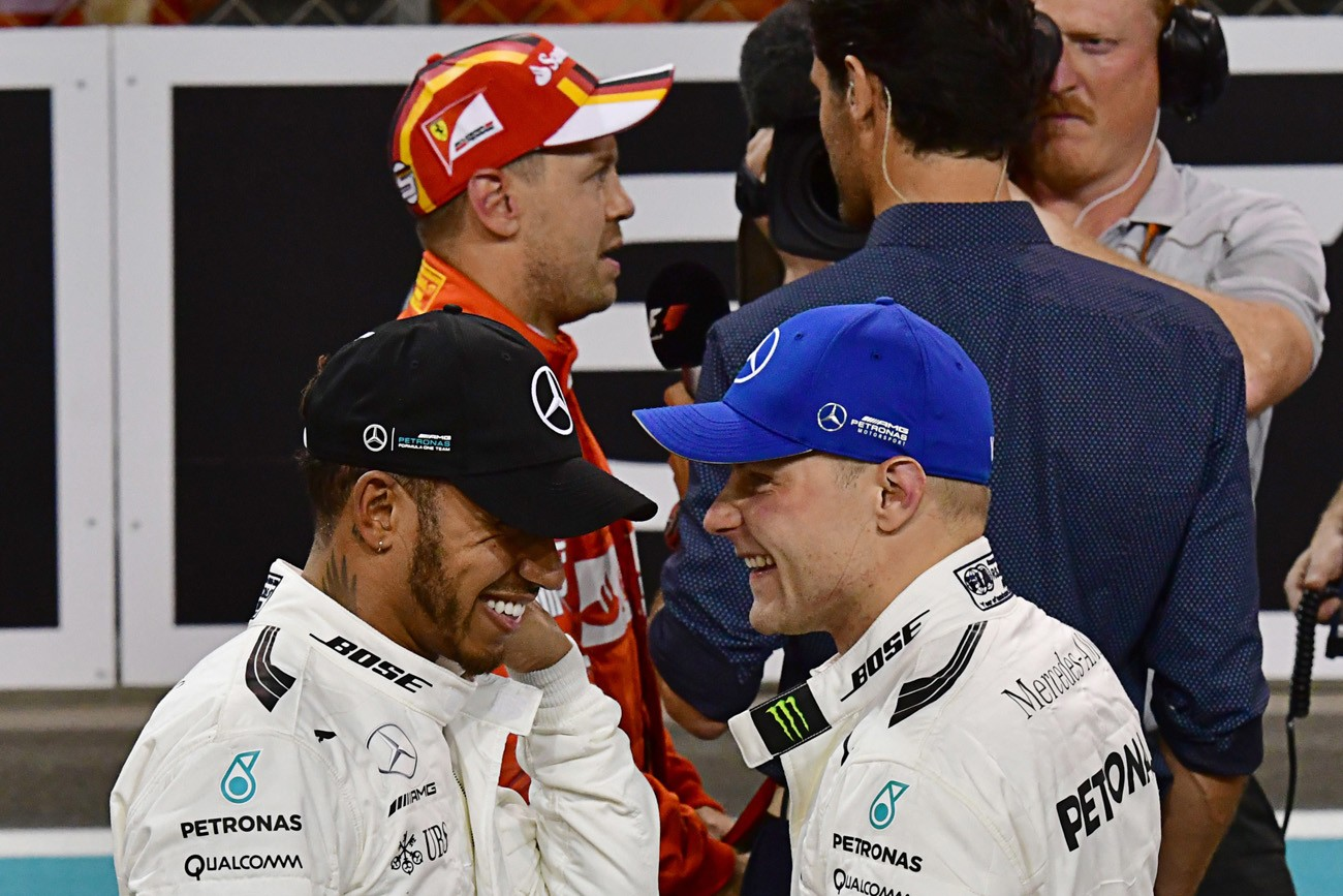 Lewis Hamilton comments backed by Mercedes — George Floyd death