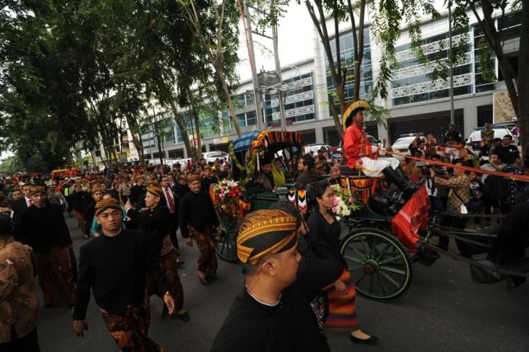 Promoting diversity: President Joko