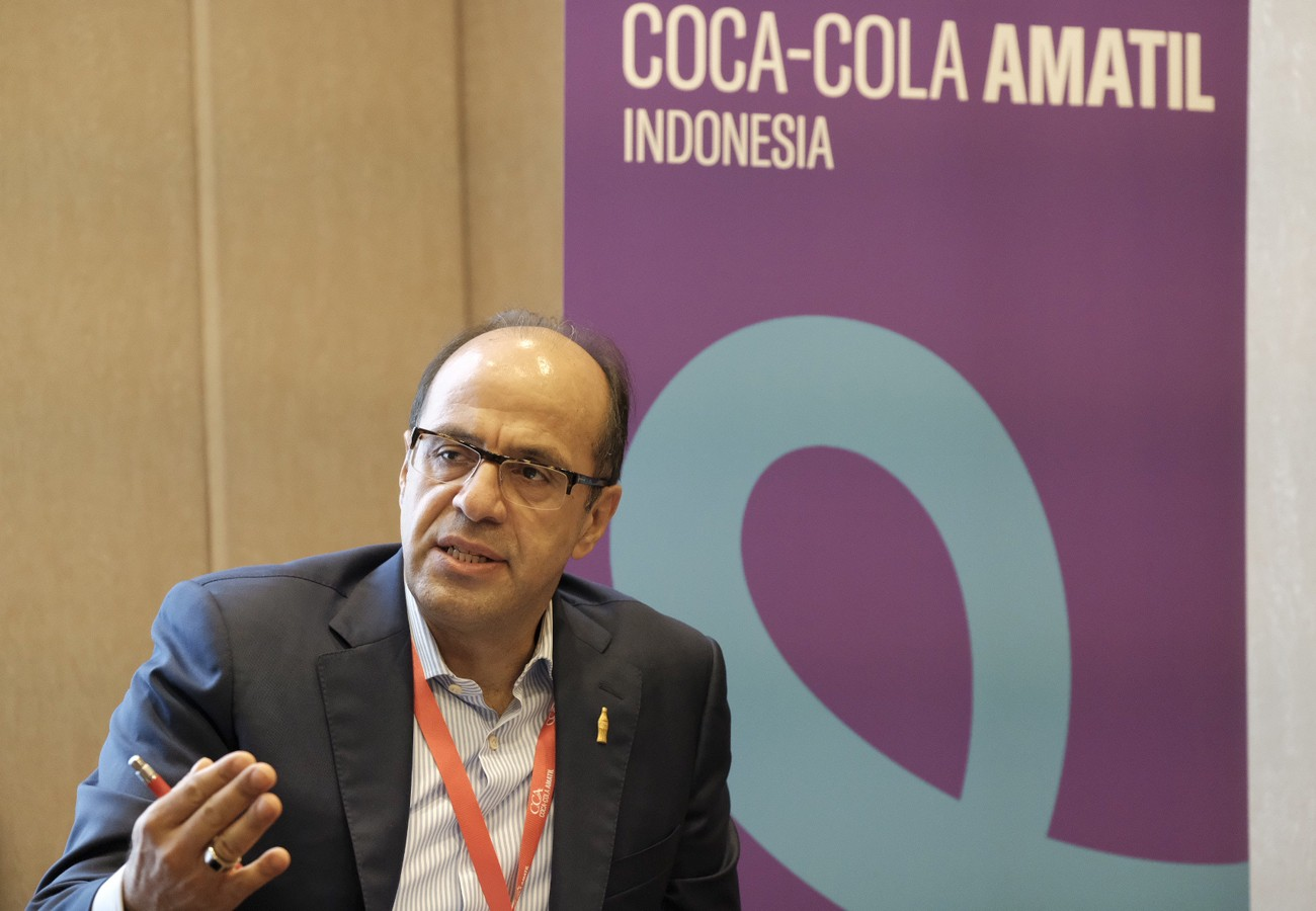 Coca-Cola to sell hot coffee in Indonesia
