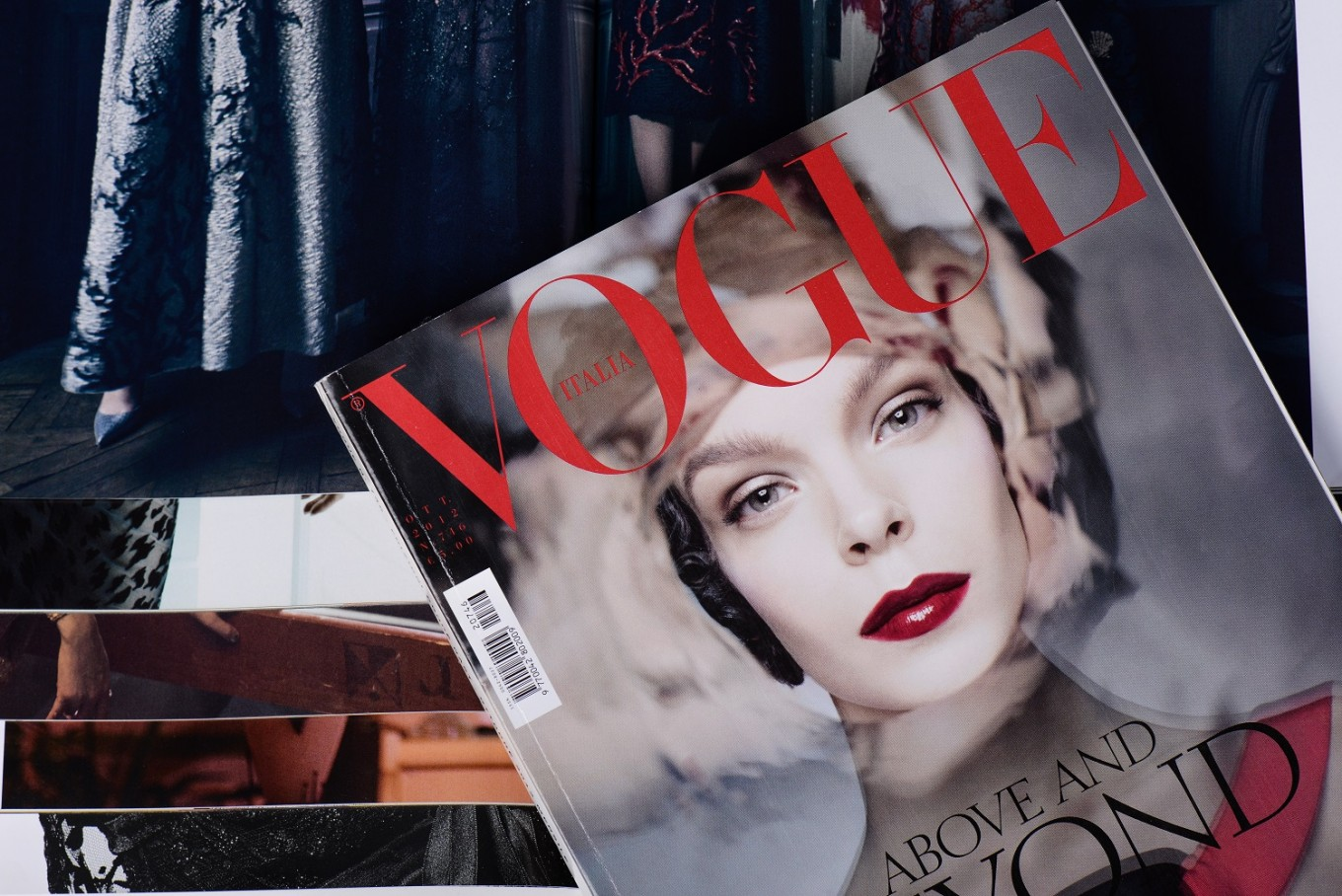 Vogue releases hardcover book on food
