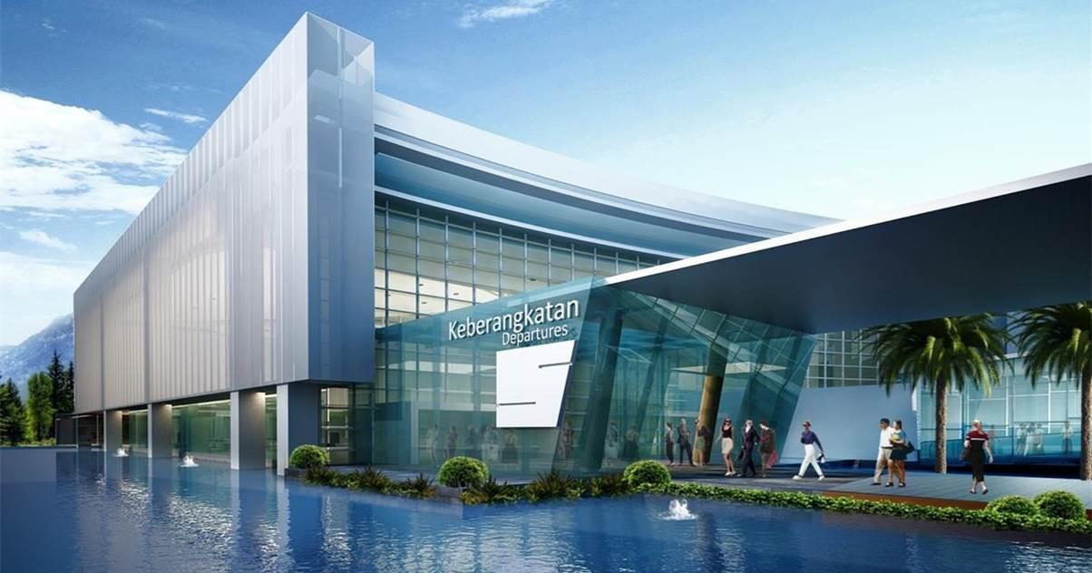 Angkasa Pura I envisions ambitious floating, eco-friendly passenger terminal