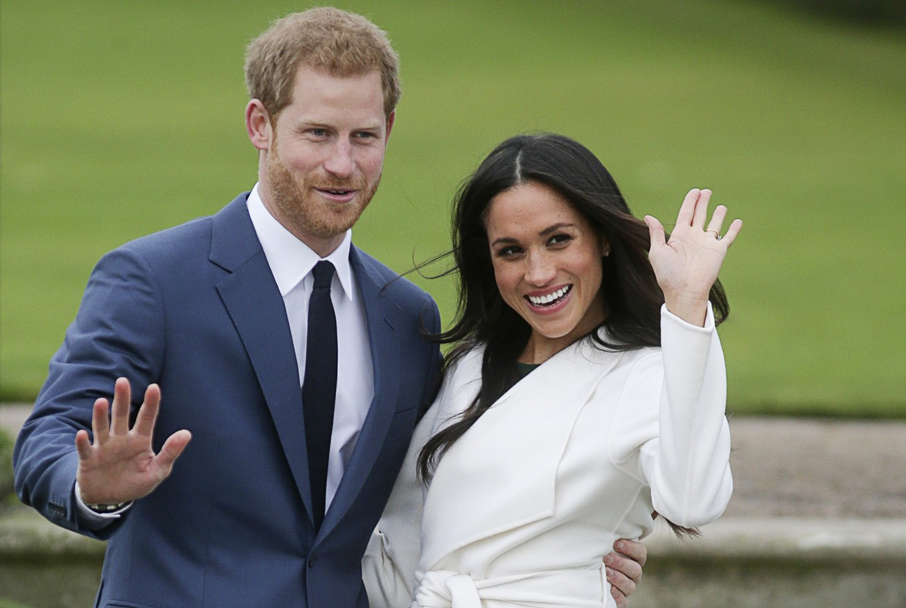 When Is Prince Harry S Wedding.100 000 People To Turn Out For Prince Harry S Wedding Police