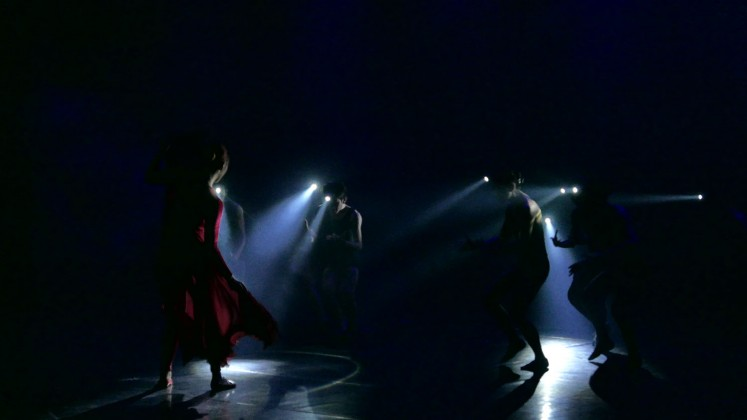 The show features original dance routines specially choreographed for special needs people.