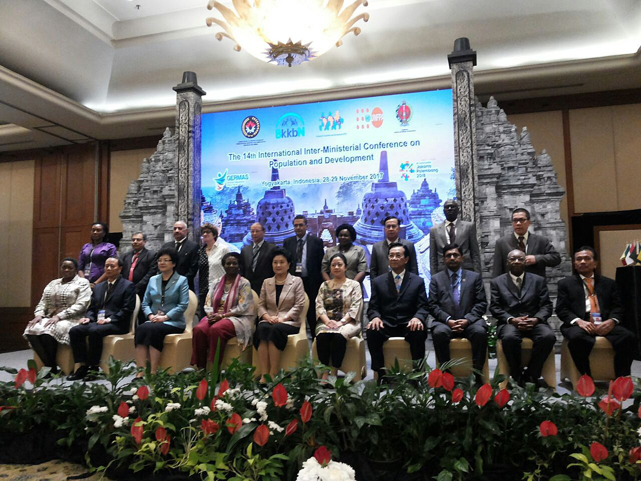 26 countries join conference on population in Yogyakarta