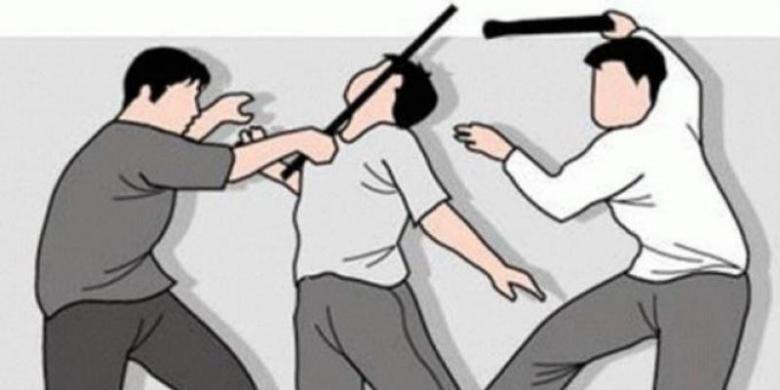 Mob assaults, humiliates children in Bekasi