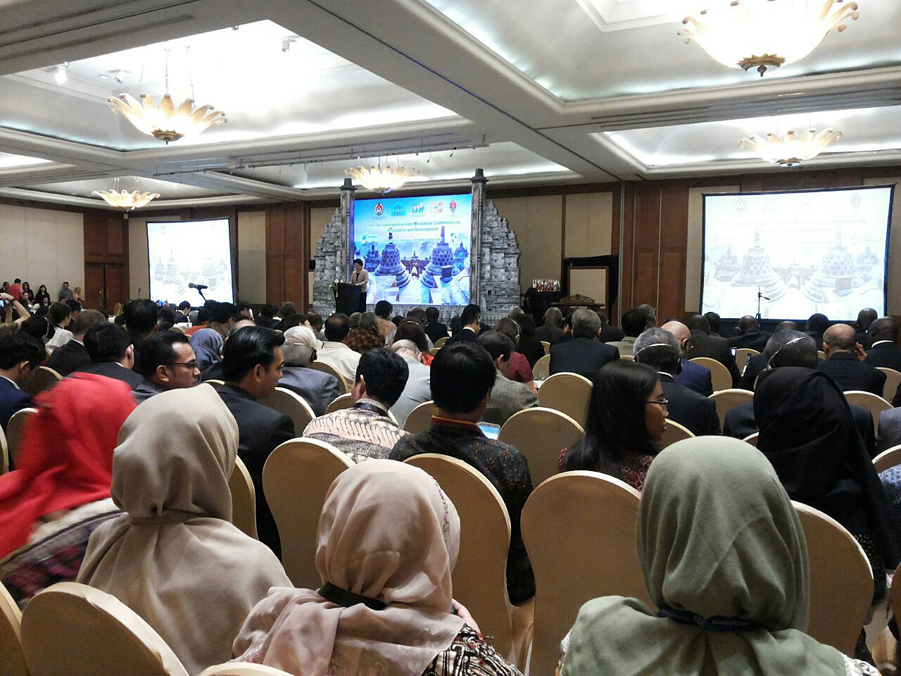 Yogyakarta declaration adopted to strengthen cooperation of population, family planning