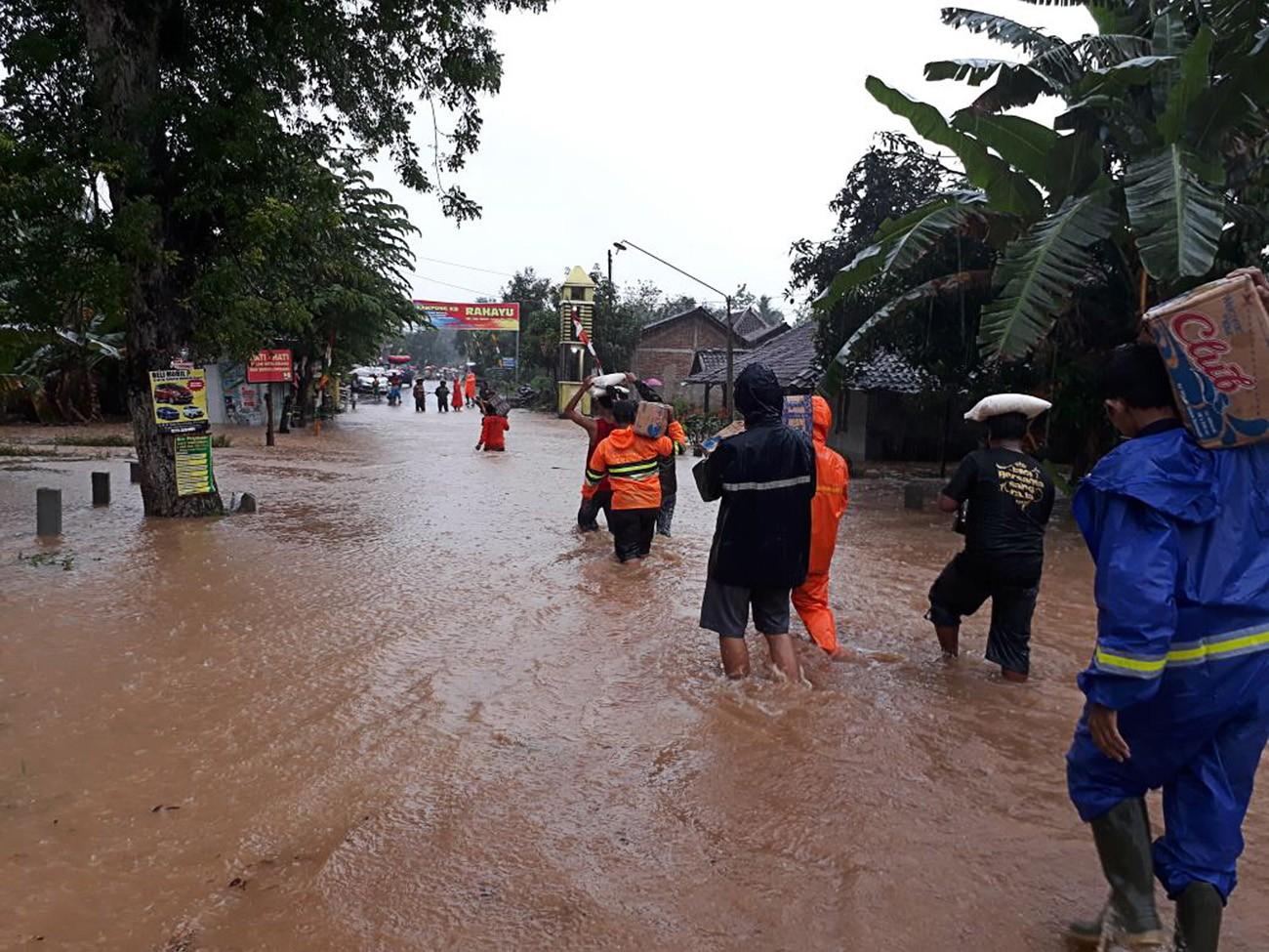 4 die as extreme weather hits Wonogiri