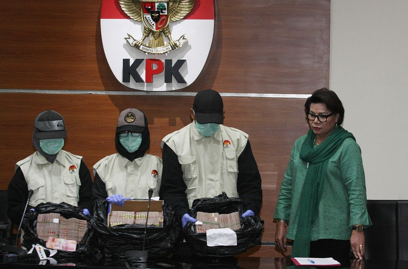 State officials the most corrupt in 2017: KPK