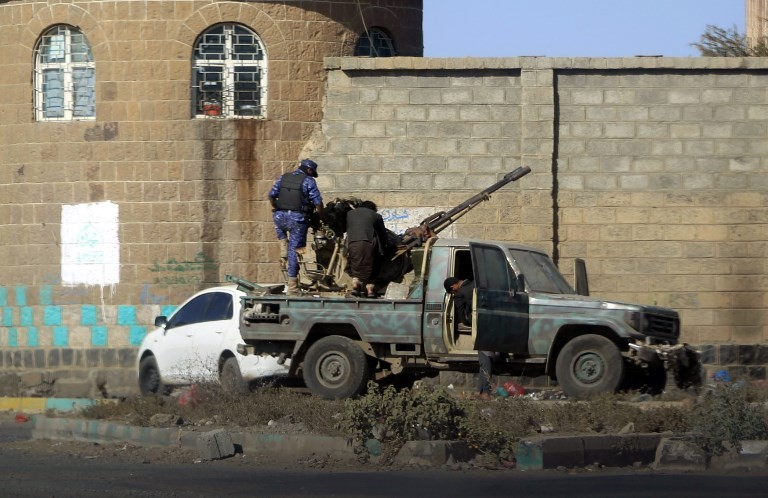 Yemeni rebels fire missile at Riyadh, targeting King Salman's palace