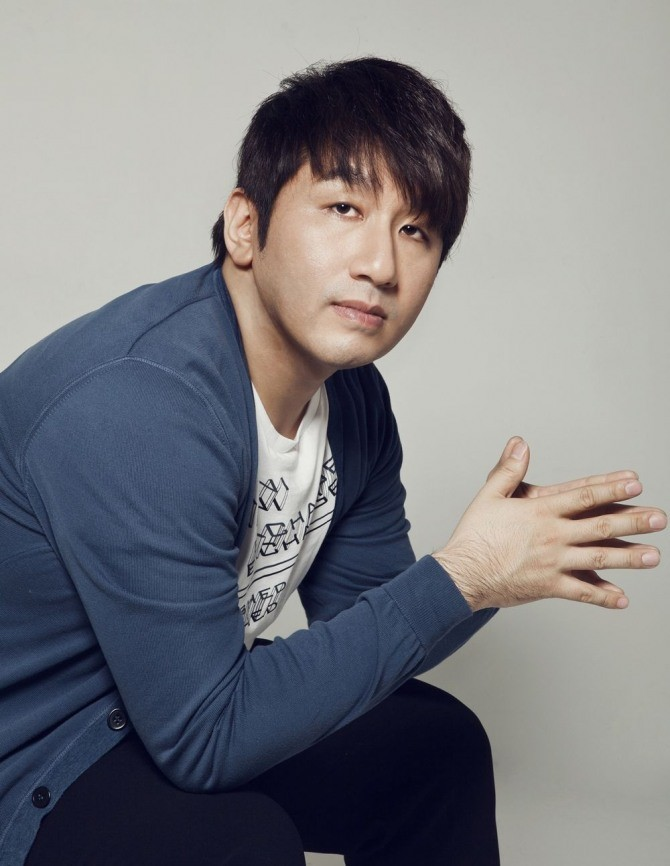 Producer-CEO Bang Si-hyuk of Big Hit Entertainment, the label of K-pop boy band BTS.