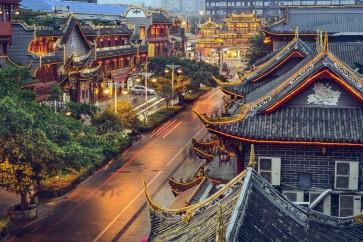 Chengdu tops list as China's happiest city