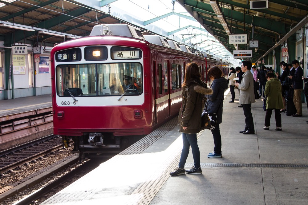 Railway companies in Japan go high-tech to beat the summer
