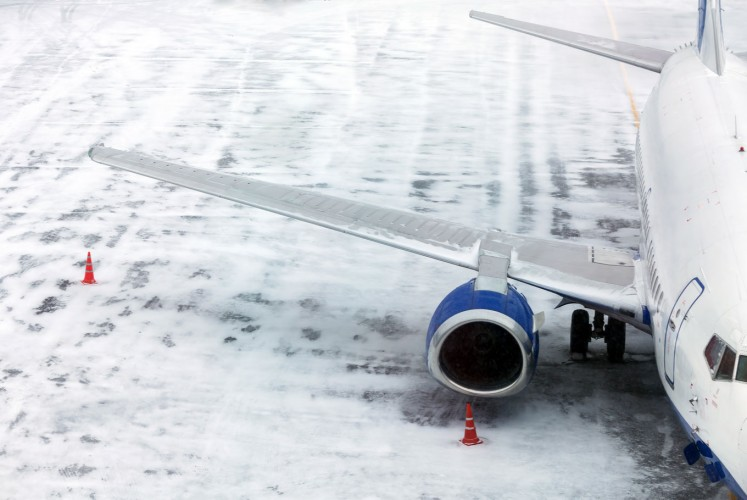 Heavy winds to bring flight woes to Amsterdam