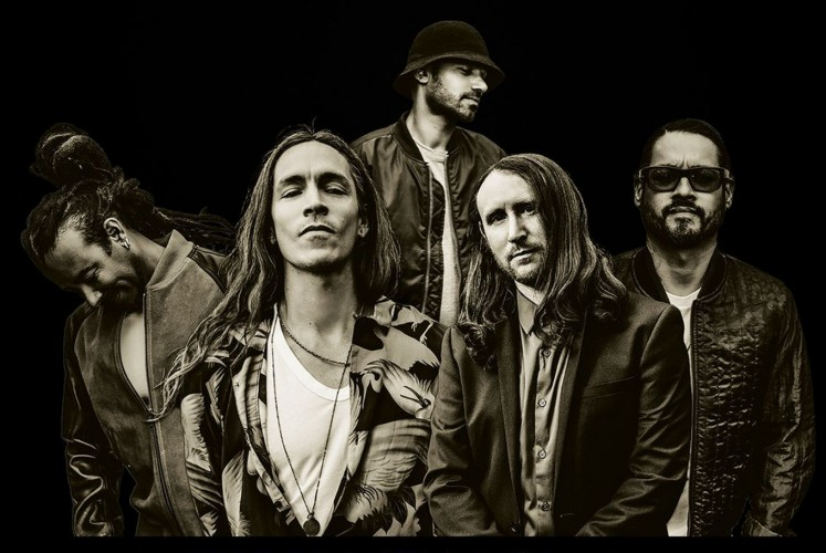 Incubus to rock Jakarta in February