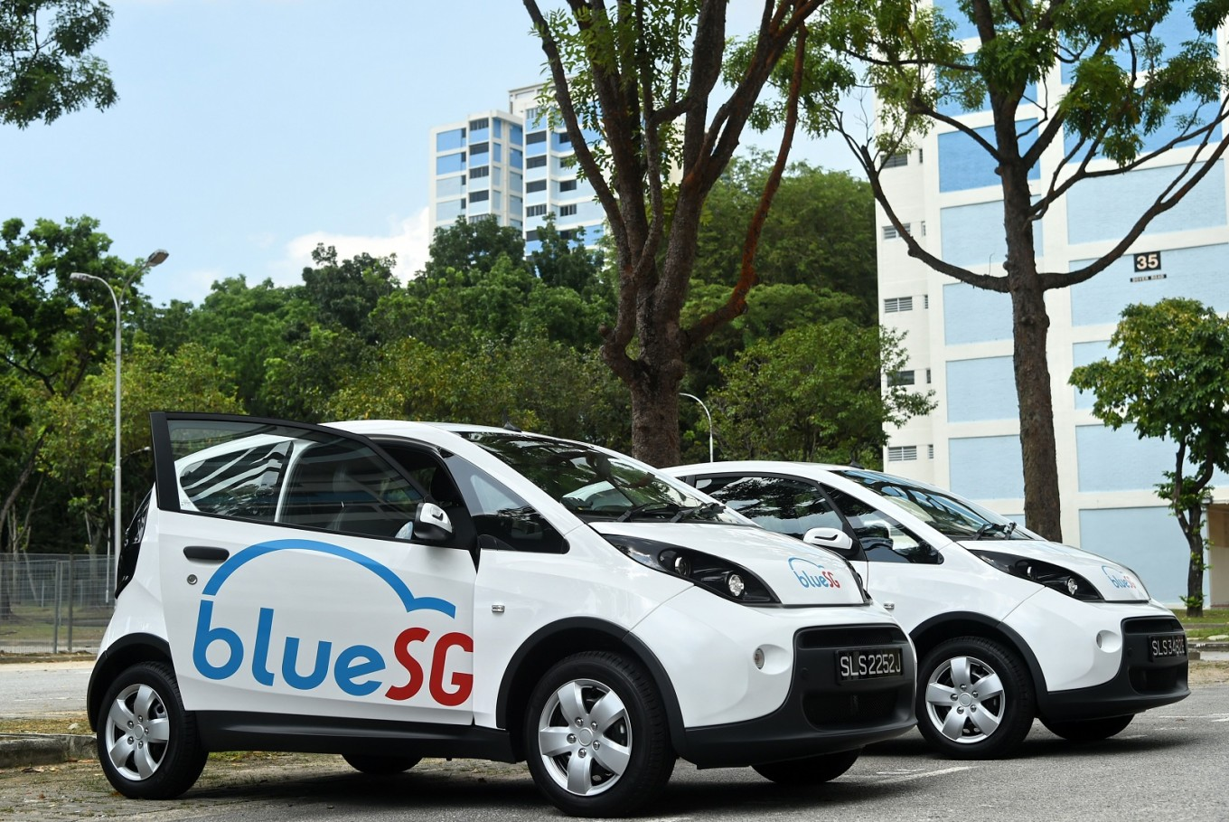Singapore Launches Electric Car Sharing Service Science Tech