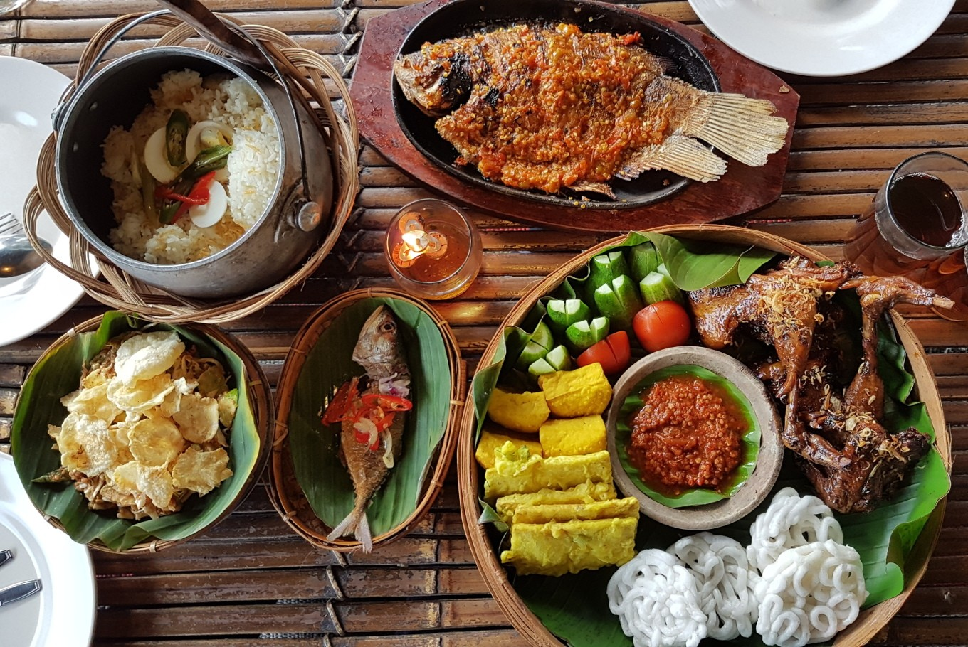 Kaesang Pangarep promotes local dishes through mobile app