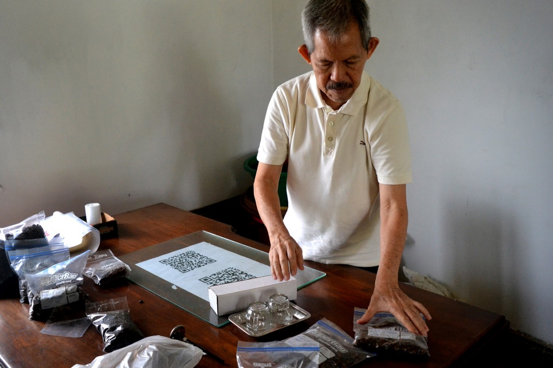 Now the baton has passed to Widayat Basuki Dharmowiyono, also known as Tan Tjoan Pie, a third generation family member.