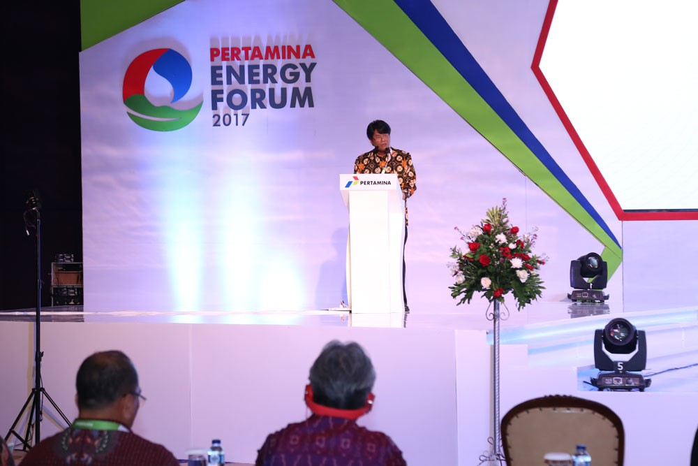 Pertamina committed to developing new and renewable energy