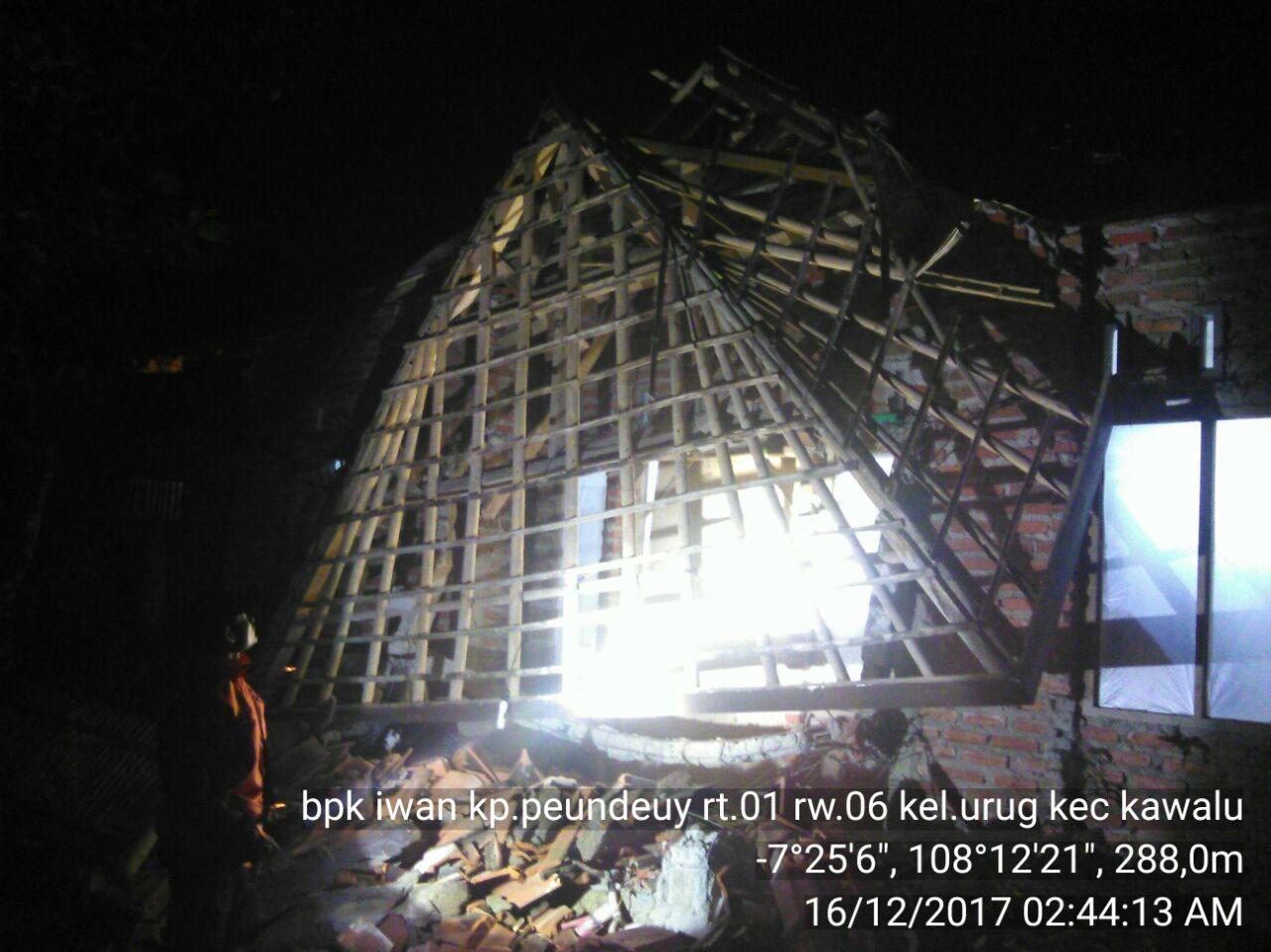 2 killed, 7 injured in Java quake: Agency