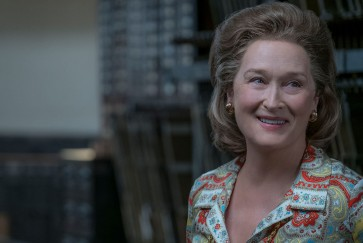 Streep 'terrified' to work with Hanks, Spielberg for the first time