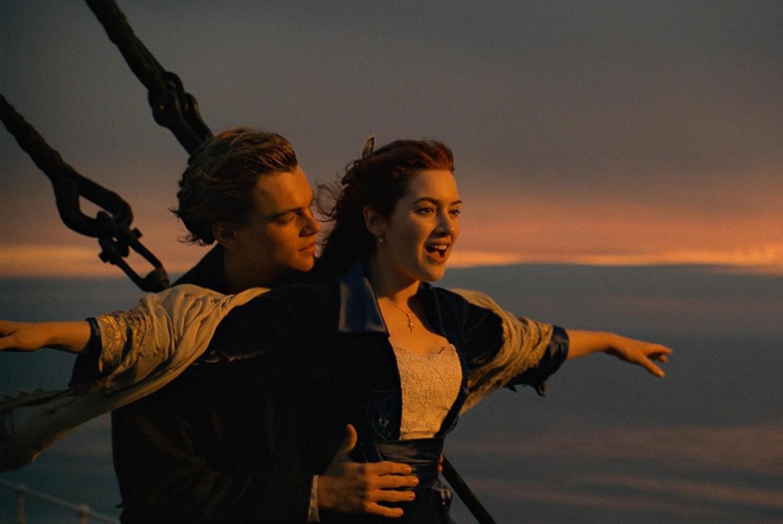 Titanic shot hot images 82