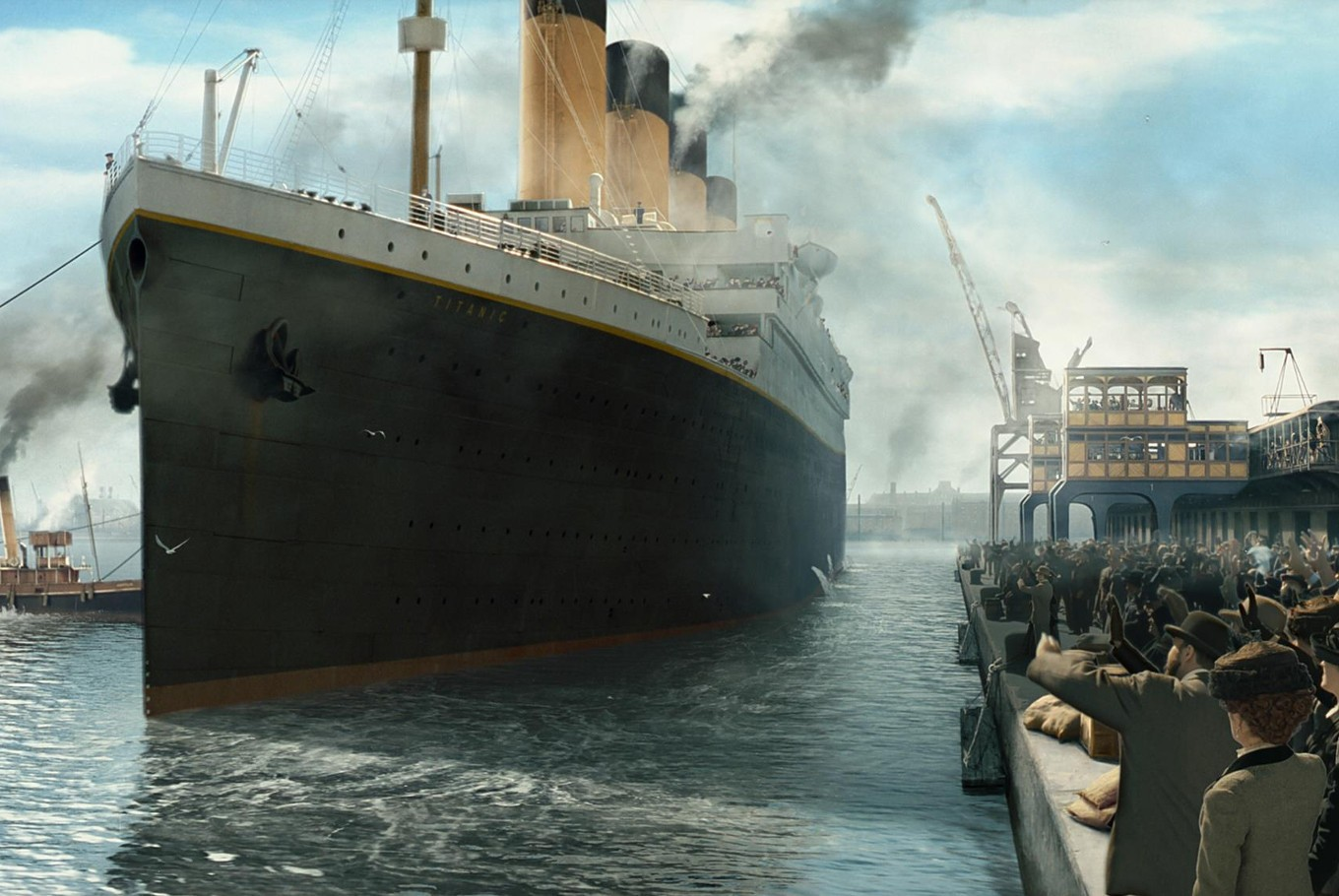 After years of delay, Titanic II is about to set sail in 2022