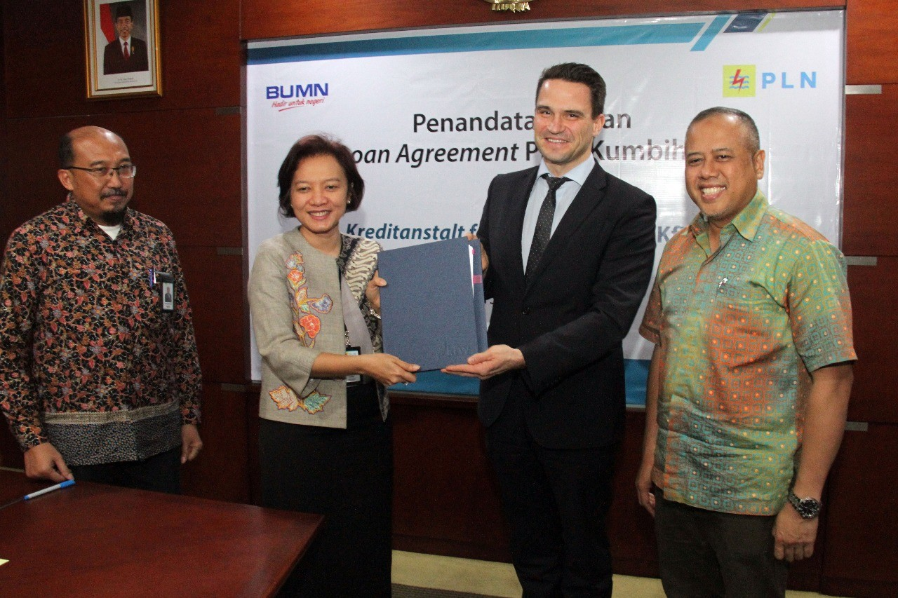 PLN: PLN Sets Up New Geothermal Subsidiary