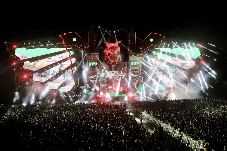Some of the best Asian hip-hop acts graced this year's installment of Asia's largest electronic music festival, Djakarta Warehouse Project (DWP).