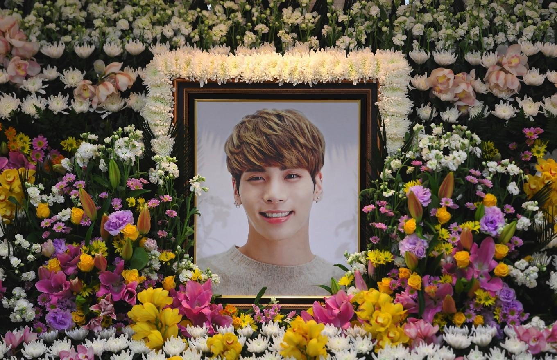 K-pop fans unite in viral charity campaign after Jonghyun's death