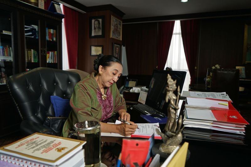 Indonesialosing only female top justice amid rights worries