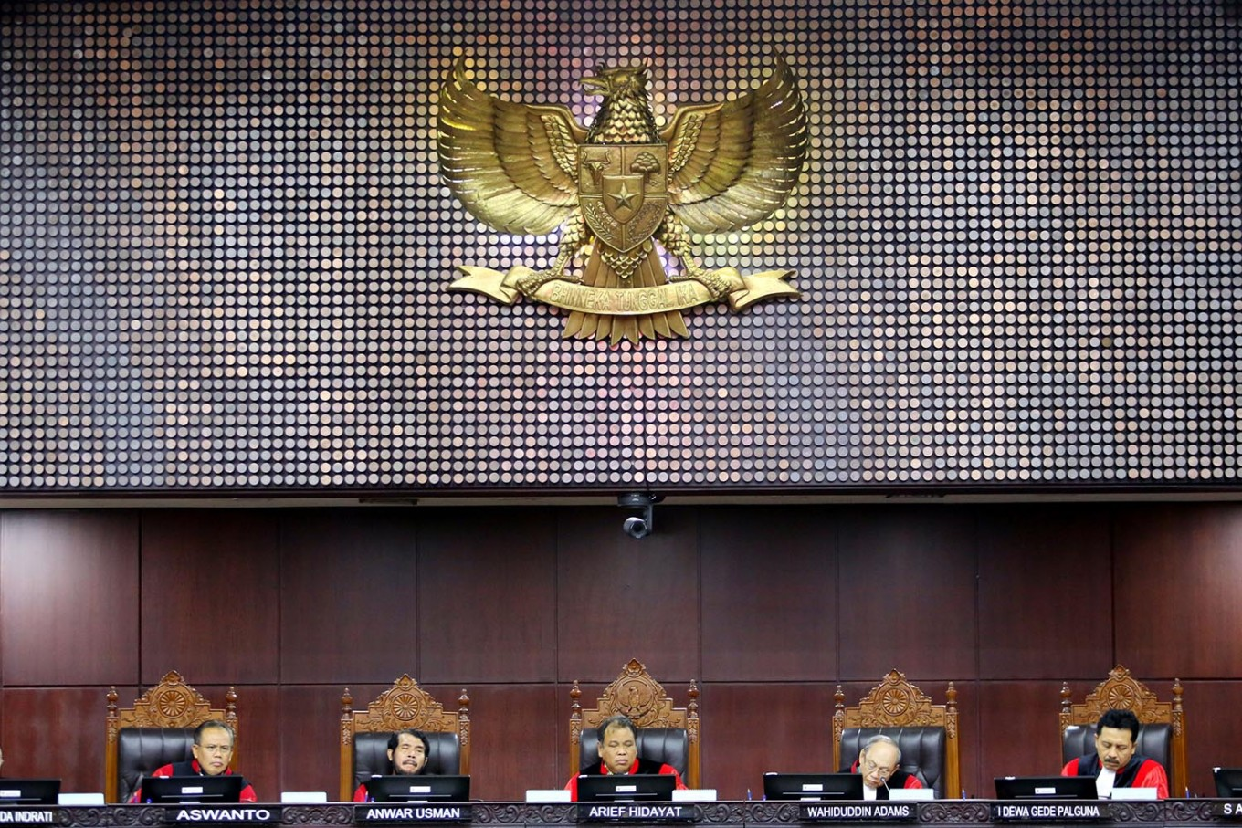 Constitutional Court's dignity in jeopardy