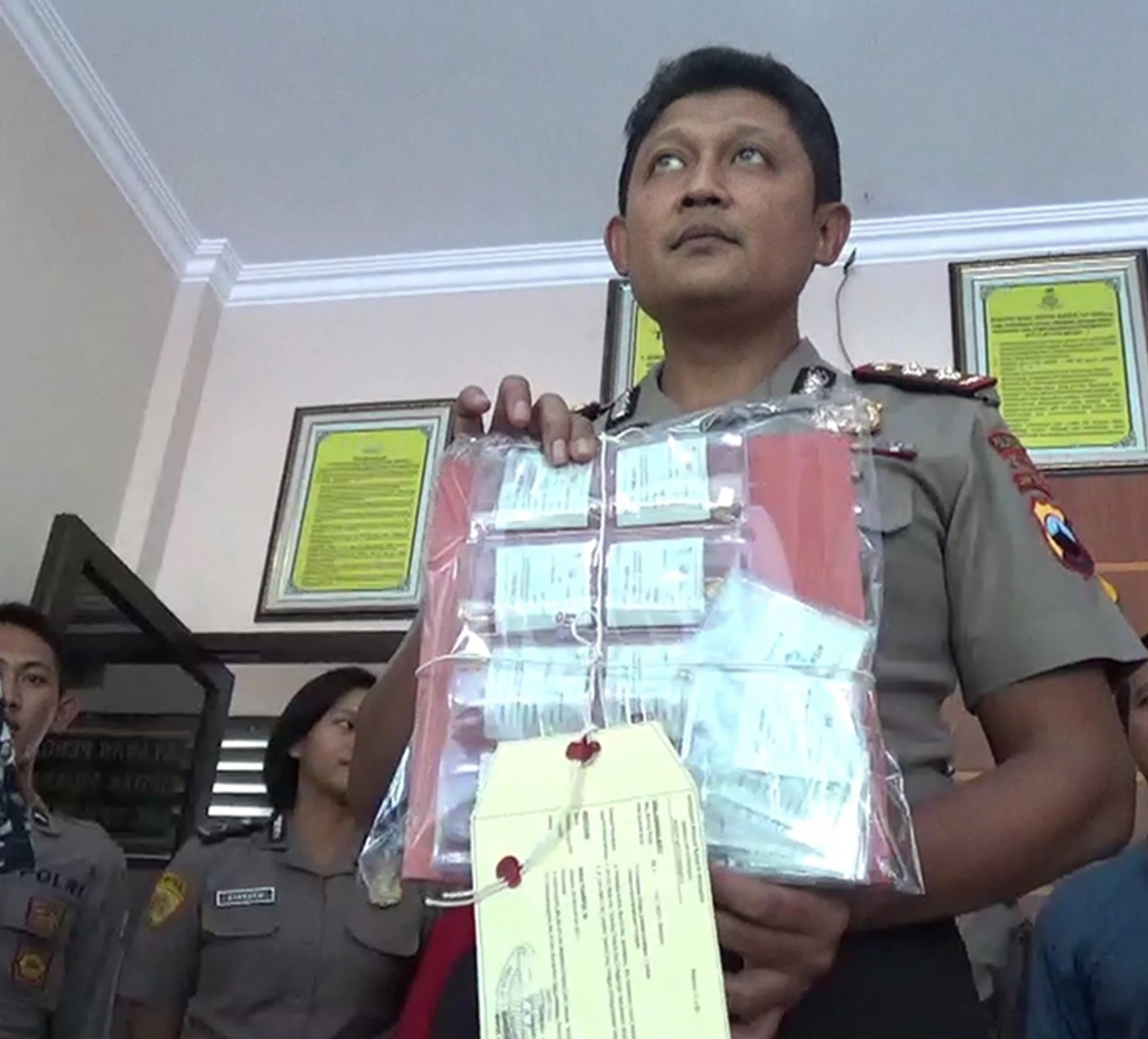 Man arrested for alleged investment scam in Surakarta