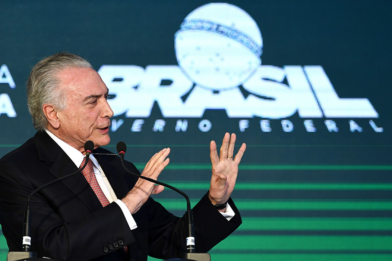 Brazilian president cancels visit to Indonesia over health issues
