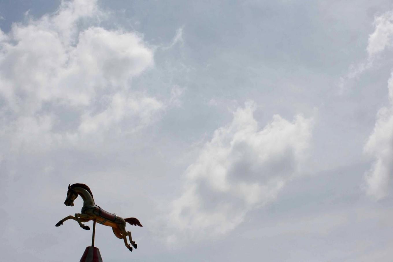 A carousel ornament. JP/Maksum Nur Fauzan