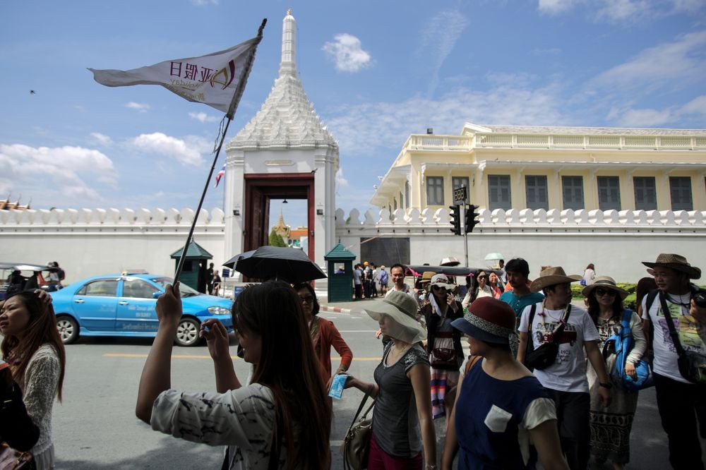 Chinese tourists could cause years of misery for Thai airports