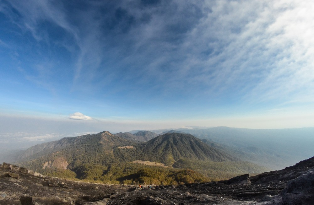 Mount Semeru erupts, spewing ash 400 meters high
