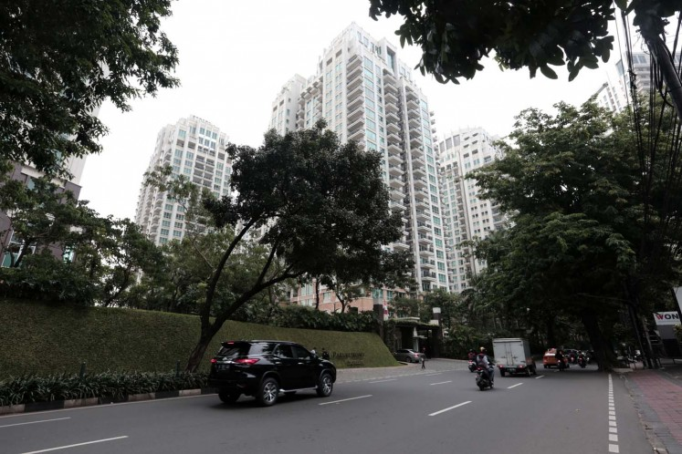 Jakpost guide to Jl. Barito