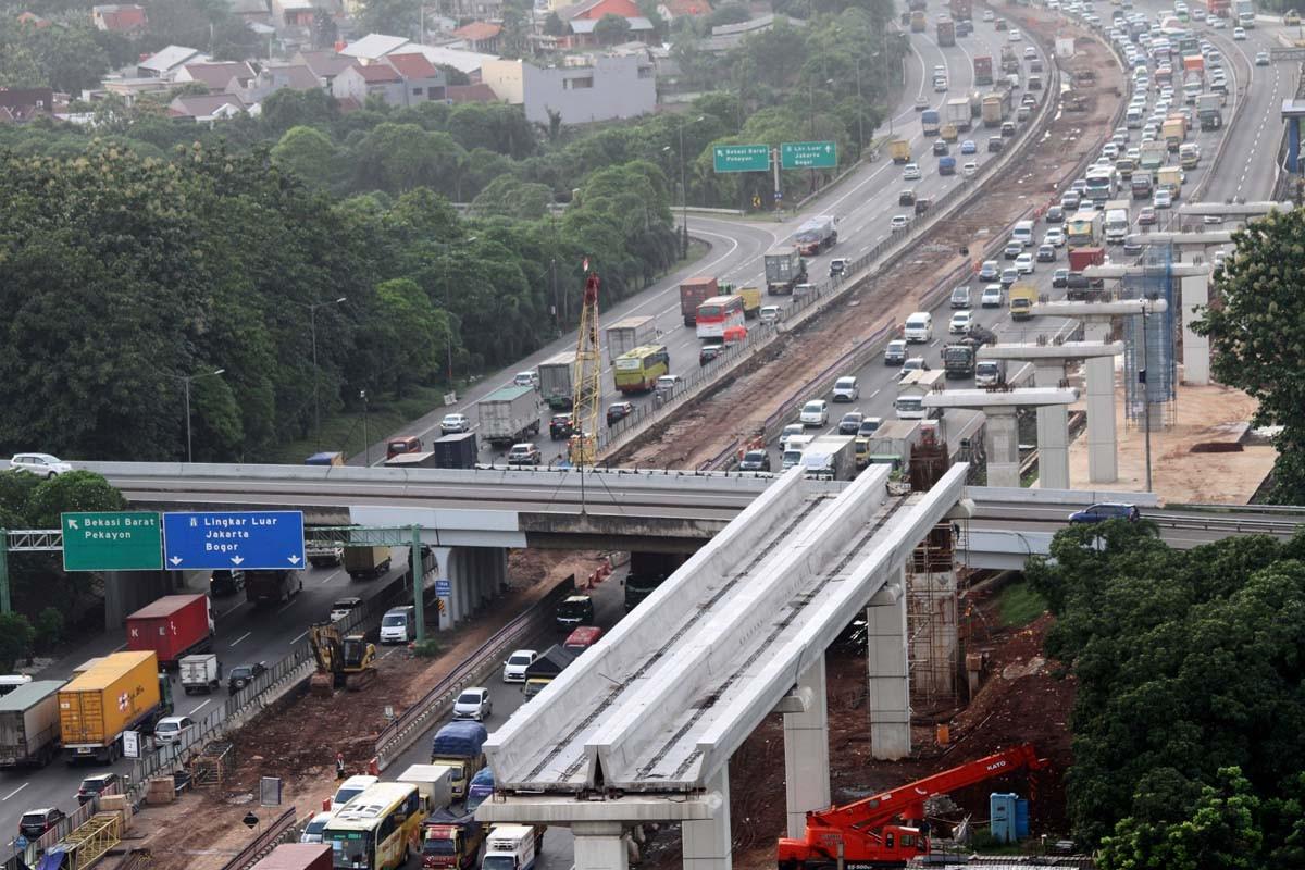 Transportation body wants ERP applied to cars entering Jakarta